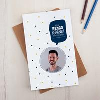 YourSurprise Juf / Meester notitieboekje - A5 - Softcover