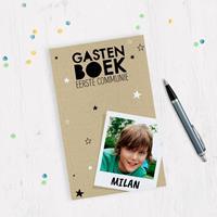 YourSurprise Communie gastenboekje - A5 - Softcover
