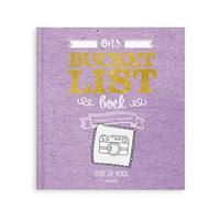 YourSurprise Het Bucketlist boek voor opa's - Softcover