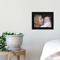 YourSurprise Glazen fotolijst - Zwart - 18x13