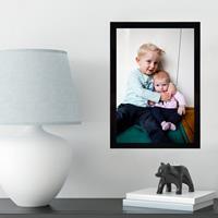 YourSurprise Glazen fotolijst - Zwart - 21x30