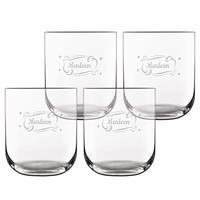 YourSurprise Waterglas deluxe - 4 stuks