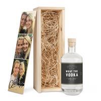 YourSurprise Vodka in bedrukte kist - own brand