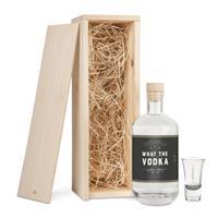 YourSurprise Vodka cadeaupakket met glas - own brand