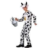 Fiesta carnavales Dierenpak koe/koeien verkleed kostuum voor kinderen