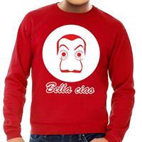 Shoppartners Rode Salvador Dali sweater voor heren