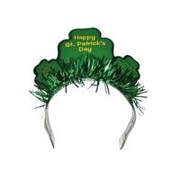 Groene diadeem Happy St. Patricks Day Groen