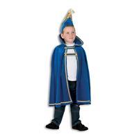 Coppens Prinsencape Fluweel Blauw