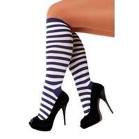 Coppens Dorus sokken blauw-wit