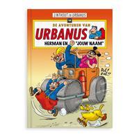 YourSurprise Urbanus - Herman & Hermien - Softcover