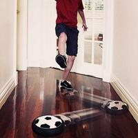 Funtime Air Powered Soccer Disc - Voetbal