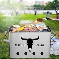 Mikamax Grill King Barbecue
