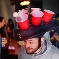 D&f Beer Pong Hat