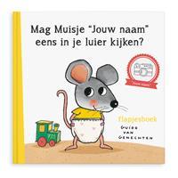 YourSurprise Boek met naam - Mag ik eens in je luier kijken? - flapjesboek