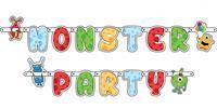 Haza Original letterslinger monster party