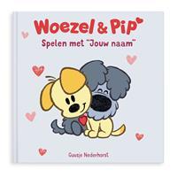 YourSurprise Boek - Woezel & Pip - Spelen met jou (Softcover)