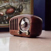 Mikamax Retro Bluetooth Speaker Deluxe - Radio