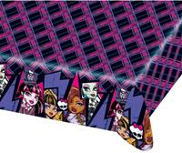 Amscan tafelkleed Monster High 2 multicolor 120 x 180 cm