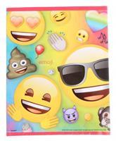 Haza Original 8 plastic Emoji Rainbow cadeauzakjes