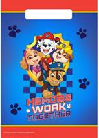 Nickelodeon Feestzakjes Paw Patrol nieuw