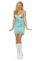 Coppens Hippy blauw op=op