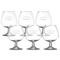 YourSurprise Cognacglas - 6 stuks