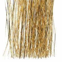 Feestversiering goud folie slierten 50 cm Goudkleurig