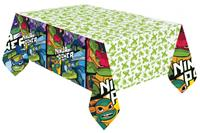 Amscan Plastic Rise of the Ninja Turtles tafelkleed