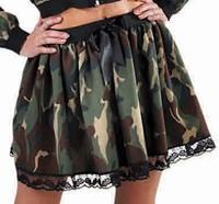 Coppens Rok camouflage