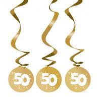 Haza Original Rotorguirlande goud 50 3 stuks