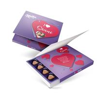 YourSurprise Say it with Milka giftbox - Liefde - 110 gram