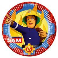 Amscan Bordjes Brandweerman Sam