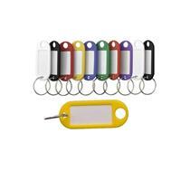 Ben Tools Gekleurde sleutellabels 20 delig Multi