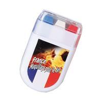 Schminkstift Frankrijk rood wit blauw Multi