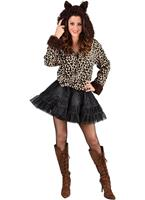 Coppens Jas Leopard Sheeba