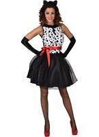 Coppens Dalmatier jurk
