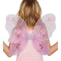 Feeen vleugels paars Paars