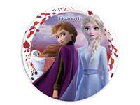Disney Frozen feestborden 8 stuks 23 cm