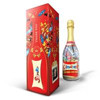 YourSurprise Celebrations fles in giftbox