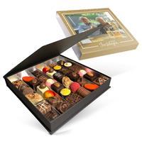YourSurprise Luxe bonbon giftbox - Kerst - 36 stuks
