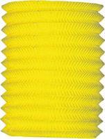 Haza Original lampion 16 cm geel