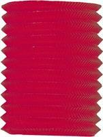 Haza Original lampion 16 cm rood