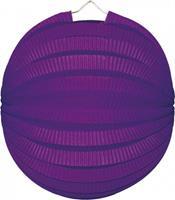 Haza Original lampion 23 cm paars
