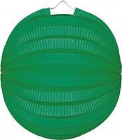 Haza Original lampion 23 cm groen