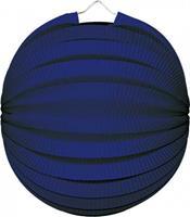 Haza Original lampion 23 cm donkerblauw