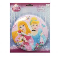 Disney button Princess 14 cm roze