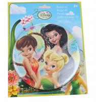 Disney button Tinkerbell 14 cm multicolor