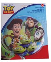 Disney button Toy Story 14 cm multicolor