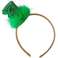 St. Patricks Day hoedje op haarband voor dames