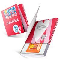 YourSurprise Tony's Chocolonely Giftbox - Liefde - Karamel Zeezout
